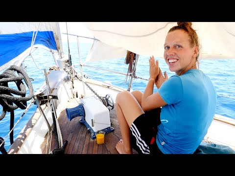 Our first sailing trip in Djibouti #DayVlog 65