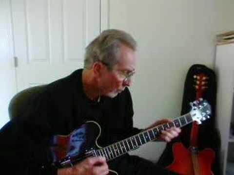 ANGEL EYES    (guitar chord solo)