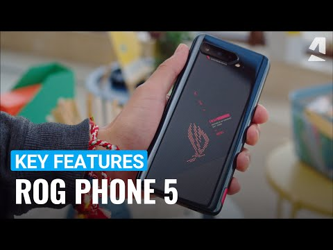 ASUS ROG Phone 5 hands-on & key features