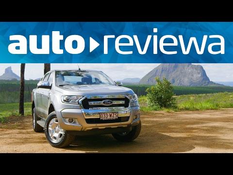 2017 Ford Ranger XLT Video Review - Australia