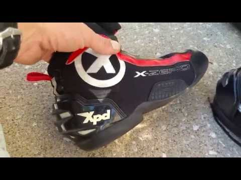 Spidi XPD Design Flaw Motorcycle Boot / Shoe Review