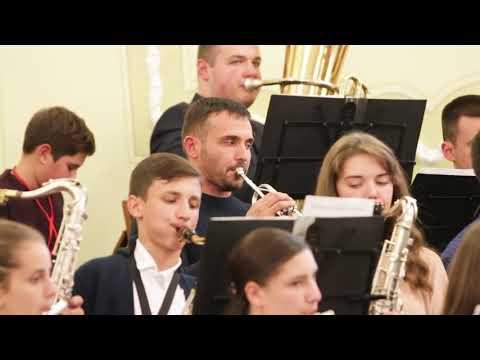 """Духовой оркестр церкви """"Вефиль"""". Иерусалим"""