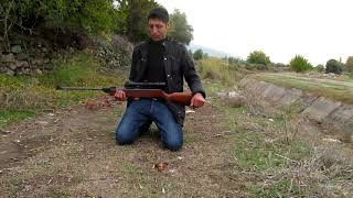 Hatsan Mod 60s 5.5mm 75-95 m atışı