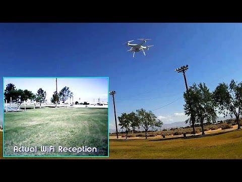 <b>Syma X5SW Drone</b> FPV Test Flight - YouTube