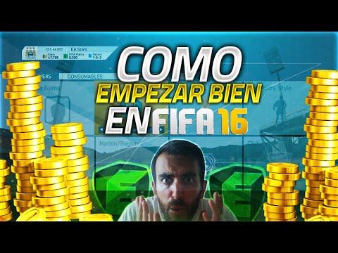 FIFA 16 | CONSEJOS Y TRUCOS PARA EMPEZAR EN FIFA 16 | TUTORIAL FUT 16 | Ultimate Team