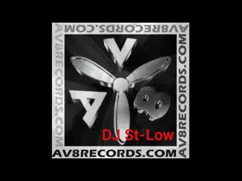 DJ St-Low - Av8 Qc - PartyBreakz (11min)