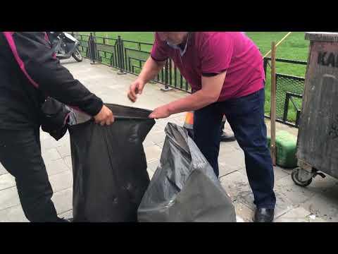 Ölü Adam Aşevi - Çöpten Ekmek Çıkarttık