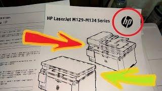 HP LJ Pro M104_M132 | Маже. Змазана друк