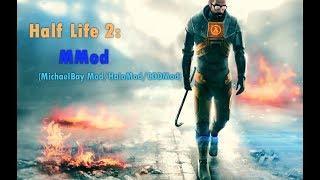 Half Life 2 MMOD PlayThrough Part 2 (Un-Cut)