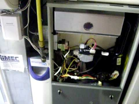 Trane Xv90 Youtube