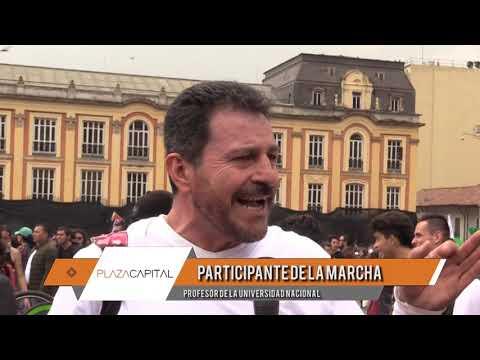 La universidad esta en crisis #MarchaPorLaU