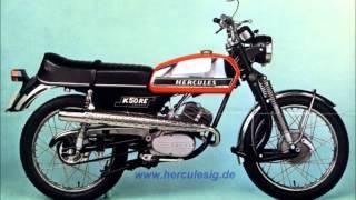Mopeds - Die Klassiker der 70er Jahre | Hercules, Kreidler, Maico , Zündapp