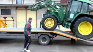 Transport maszyn rolniczych Sochaczew Bolimow Łowicz Skierniewice Łyszkowice