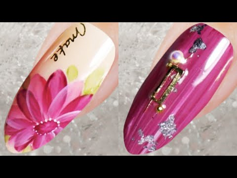 The Best Noel Nail Art Designs Compilation #3 - Nail Art Design Tutorial thumbnail