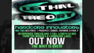 DJ Sydius: Hardcore Innovators - Vol. 2 - Promo Mix