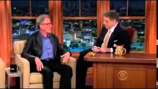 Geoffrey Rush on Craig Ferguson 1 November, 2013 Full Interview