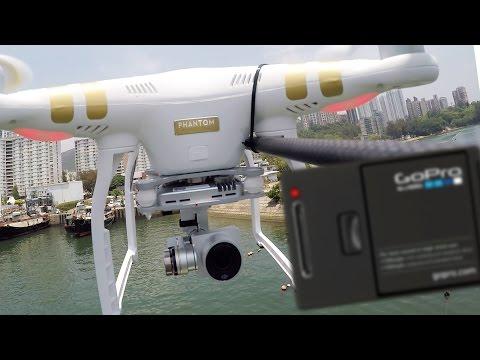 Phantom 3 Professional Gimbal & Camera - HeliPal.com