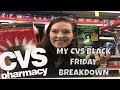MY CVS BLACK FRIDAY BREAKDOWN | WHAT I AM BUYING AT CVS OVER BLACK FRIDAY?!