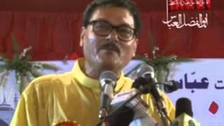 14- MANZAR BHOPALI  JASHN-E-ABUL FAZLIL ABBAS 4-SHABAN 2012