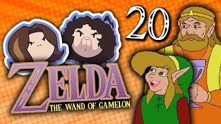 Zelda The Wand of Gamelon: Tree Top Trip - PART 20 - Game Grumps