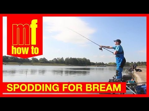 Feeder Fishing - Spodding For Bream - Darren Cox
