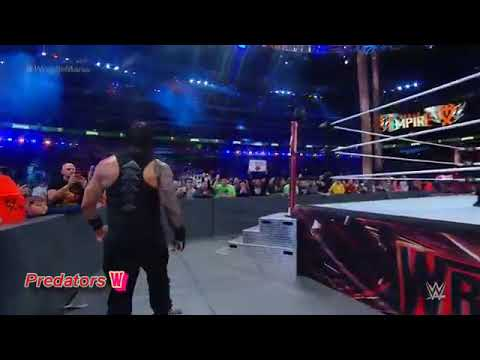Download Wwp 15 February 2020 Roman Reigns and Brock | Lesnar Destroyed Drew| Mcintyre in different WW WPOINS