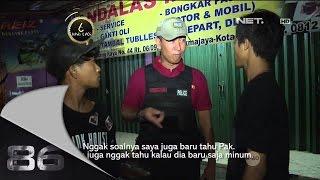 86 patroli jaguar anti begal di depok part 1 ipda winam agus