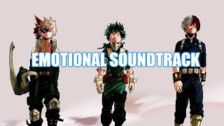 My Hero Academia Emotional OST
