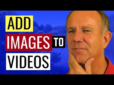 How To Add Pictures To Videos On YouTube