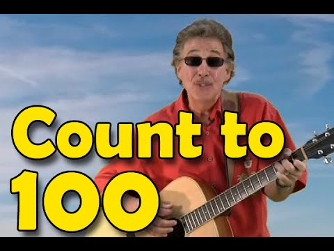 Count to 100 | Count to 100 Song | Big Numbers | Educational Songs | Jack Hartmann
