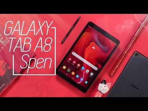 Samsung Galaxy Tab A8 Spen 2019, Có Gì để Vượt Qua IPad Không?