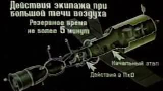 Георгий Гречко. Разгерметизация космической станции