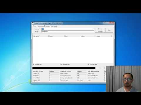 How To Force Copy Files Off Scratched Dvds