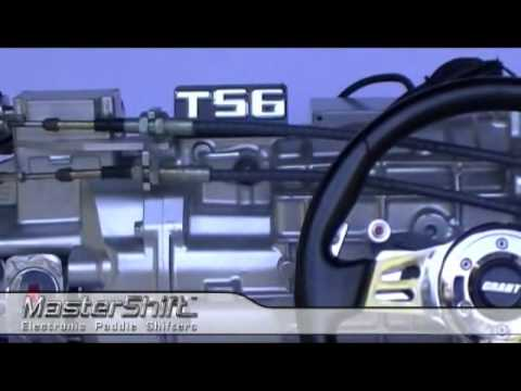 MASTERSHIFT | Paddle Shifters, Sequential and Electronic ASaP