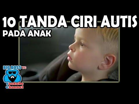KENALI Sejak Dini 10 Tanda Ciri Autis Pada Anak