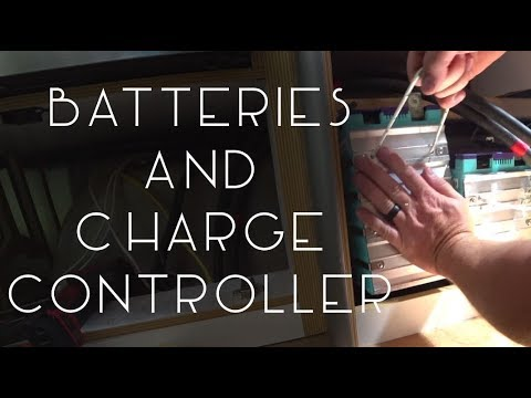 Installing a Charge Controller and Lithium Batteries in the Airstream- TMWE S3 E122