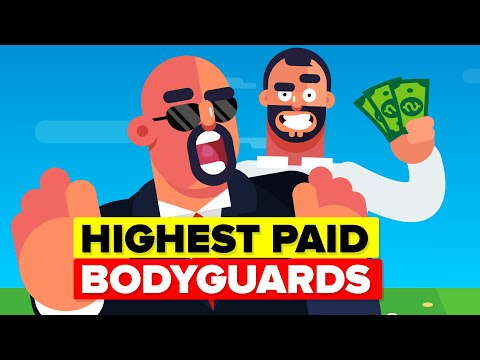 The Most Dangerous and Highest Paying Jobs For Bodyguards