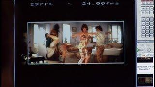 "Shooting ""Dancing Queen"" || Mamma Mia! Special Features"