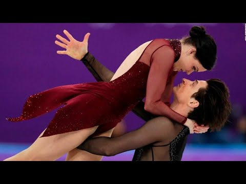 Scott Moir and Tessa Virtue 2018 PyeongChang Short Dance World Recoro