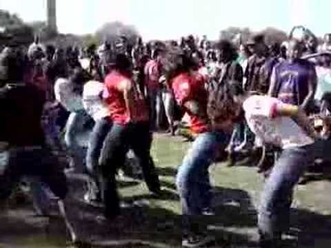 DST and AKA Black Family Reunion Stroll Clash  YouTube