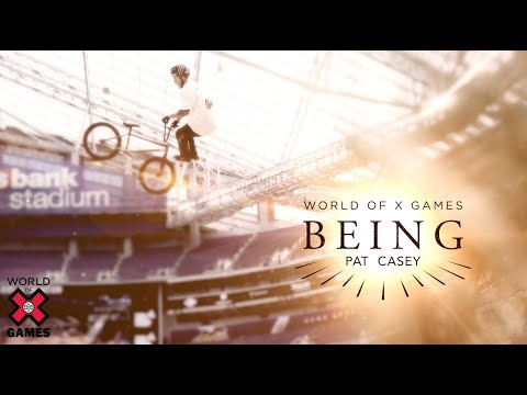 Pat Casey: BEING | World of X Games