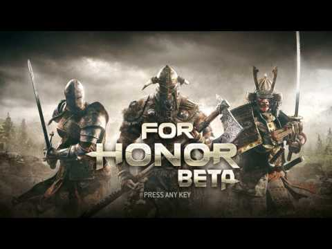 Another Ubisoft game that doesn't work: For Honor open beta