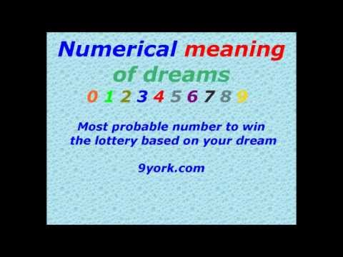 define sweepstakes most probable number to win the lottery numerical 707