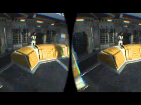 Stix plays Alien:Isolation with the Oculus Rift!!  Part 1