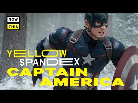 Captain America: Stars, Stripes, and Spandex | Yellow Spandex #13 | NowThis Nerd