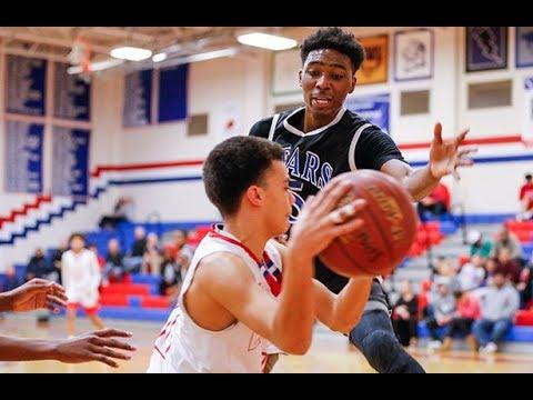 Centennial Eagles Roll Over Carver Vo Tech High School Basketball