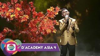 """Tampil Elegan!! Jorgelino - Timor Leste Mulus Menyanyikan Lagu """"Haruskah Berakhir"""" - DA Asia 4"""