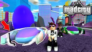 👾 *ALIEN AUTO* GIFT! - MAD CITY ROBLOX