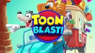 Toon Blast OST - Gameplay 2 (Wolf)