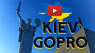 Kiev in 1 minute GOPRO | Travel Video | Chispance